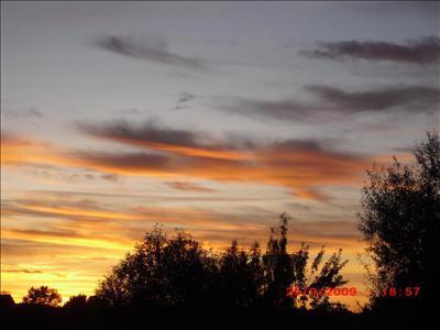 Bidrag 5 Solnedgång