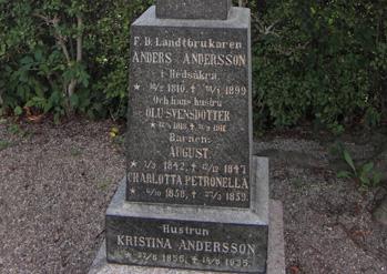 Anders Andersson på Hedsåkra