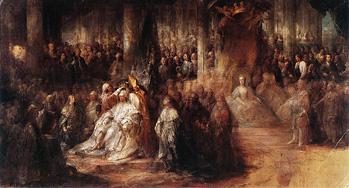Gustaf III kröning