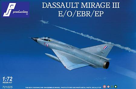 boxart Mirage IIIE/O/EBR/EP