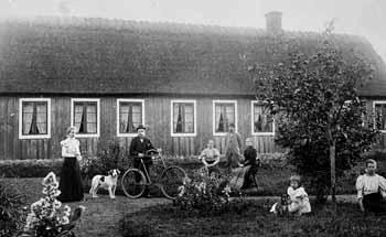 Hedsåkra gård i Starby