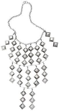 Halsband med nitar från H&M