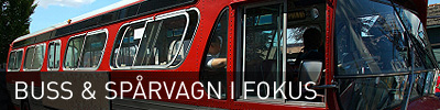 Logga Buss & spårvagn iFokus