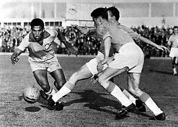 Garrincha i VM 1962