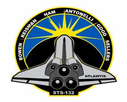 STS 132 Lift off