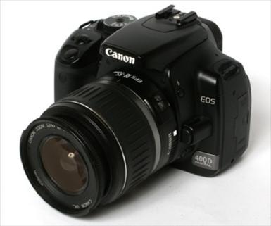 Bild på kameran Canon EOS 400D