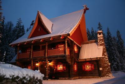 Tomtens hus