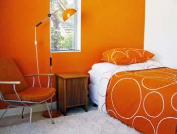 Färgernas betydelse - Orange