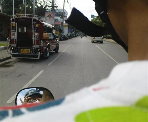 Mopedkörning