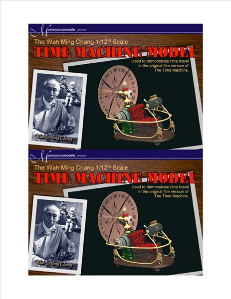 boxart Time machine
