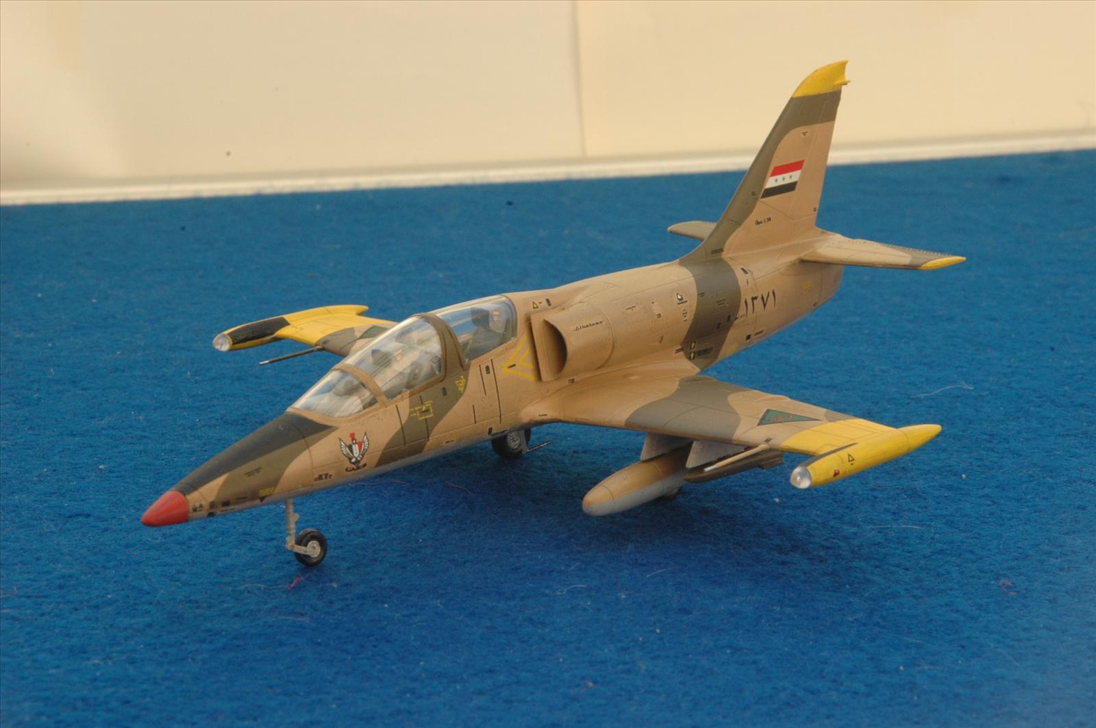 GB#8: Aero L-39 Albatros-Eduard 1/72