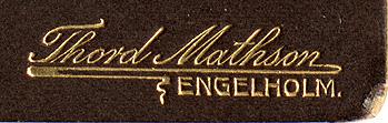 Thord Mathson