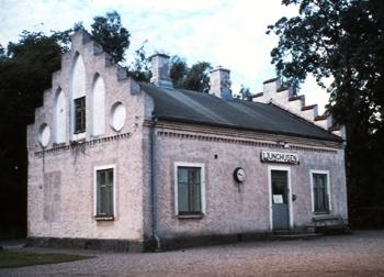 Ljunghusen station