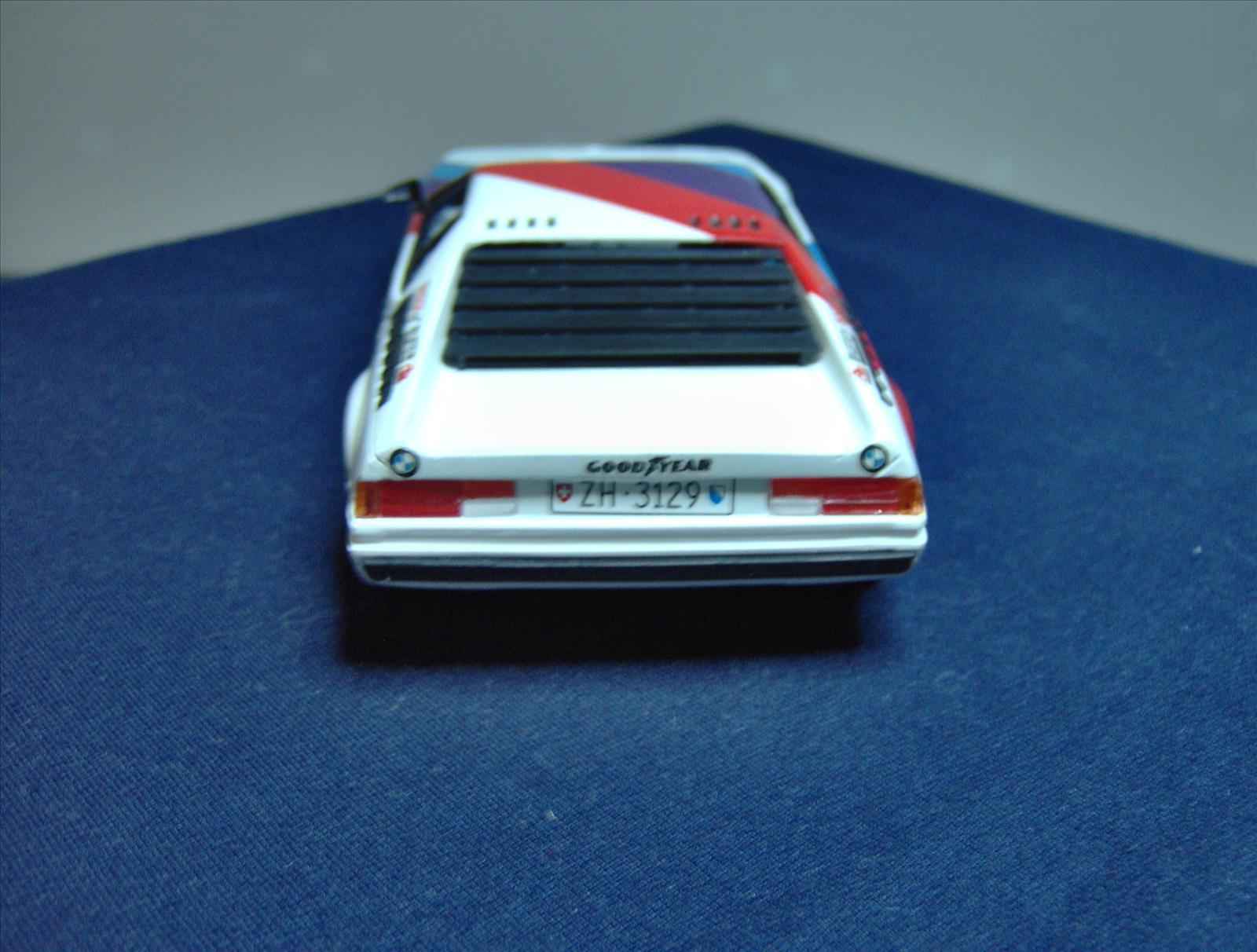 GB 16: BMW m1