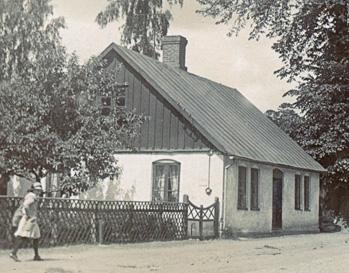 Första huset