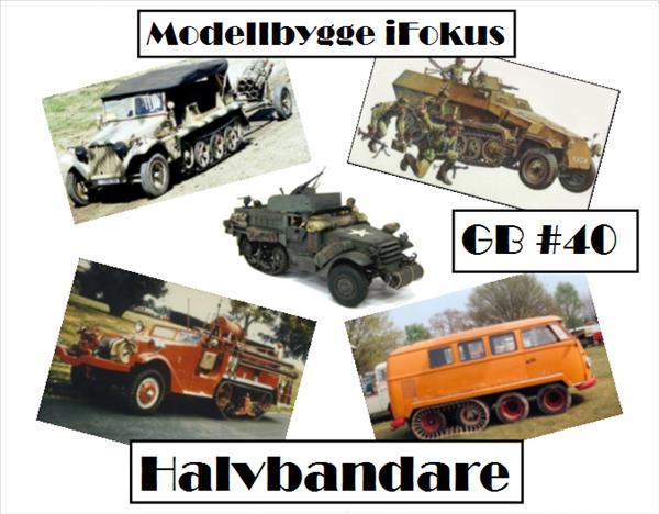 Banner GB #40: Halvbandare