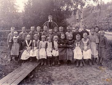 Skola i Ytterlännäs