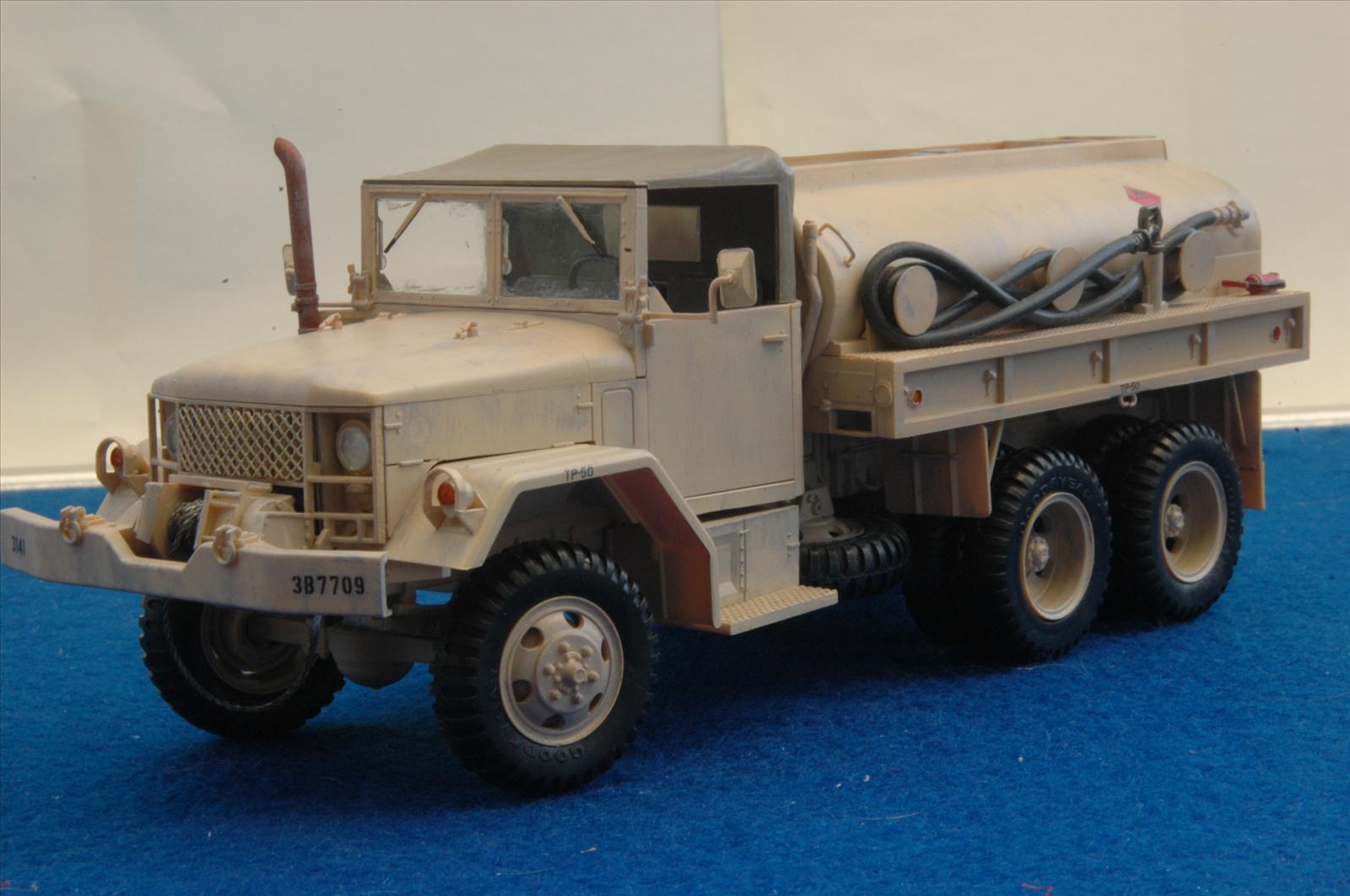 GB#8 AM General M49A2C - AFV Club 1/35