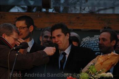 Andreas Westman - Årets ledare i bandy