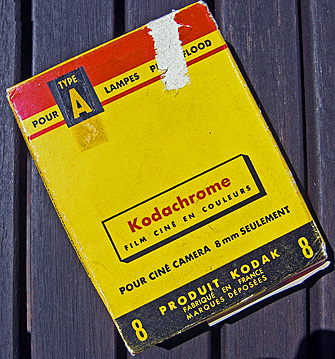 Kodachrome-film