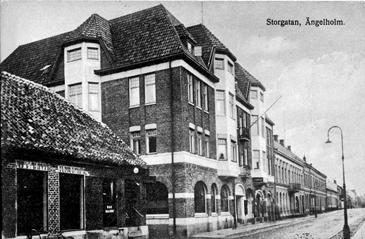 Storgatan 46 i Ängelholm