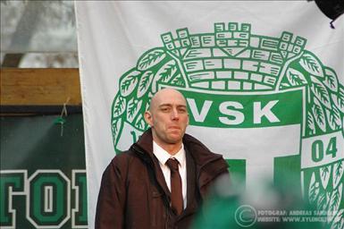 Daniel Kjörling Målvakt i Västerås SK