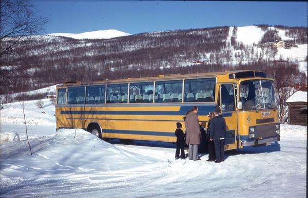 Postverkets turistbuss