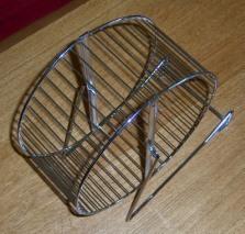art om hjul, pinnar