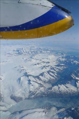 Grönlands östkust.