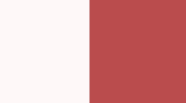 Rött och vitt