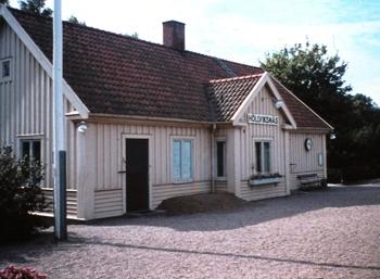 Höllviksnäs station