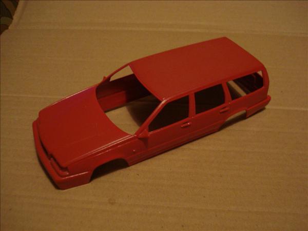 kaross Volvo 855