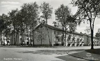 Vykort från Höjavägen
