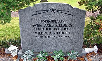 Sven Axel Killberg