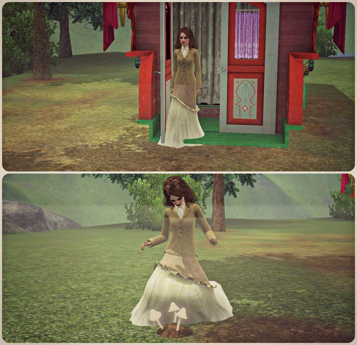 Sims 3 dating spöke