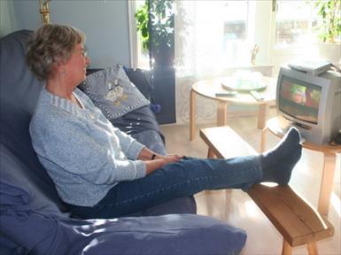 Annika på TV