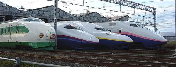 800px-JR_East_Shinkansen_lineup_200_E2_E4_E1_Niigata_Depot_20071100.JPG