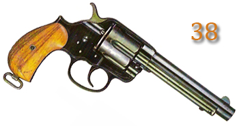 Colt Frontier Double Action .45