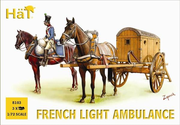 box French Light Ambulance