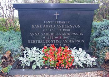 Karl Arvid Andersson