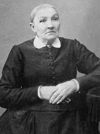 Olu Svensdotter 1818-1911