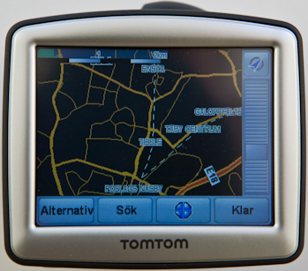 gps test garmin mio och tomtom blandat prylar ifokus. Black Bedroom Furniture Sets. Home Design Ideas