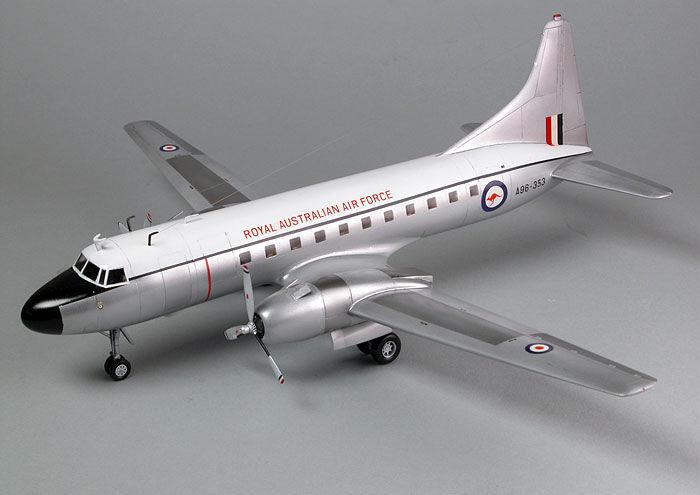 Veckans bild #307: Convair 340/440/540/580