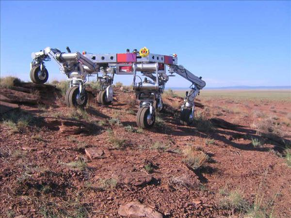 Athlet Rover NASA