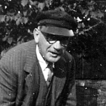 Gotthards äldre bror Leonard Ellerstrand