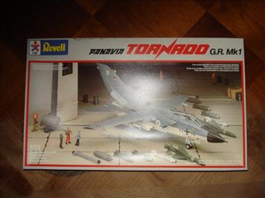 Revell 1/72 Tornado G.R. Mk1
