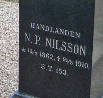 Nils Peter Nilsson