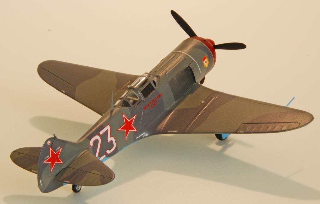 GB #11: Lavochkin La-7
