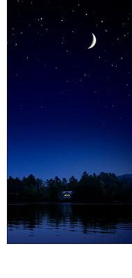 Stjärnklar natt