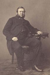 Consul Göran Fredrik Göransson, 1819-1900